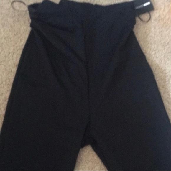Fashion Nova Pants - High Waisted Leggings- NEW